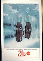 Coca Cola Advertisement - Vintage July 1964 Coke Soda Pop Bottle Cap Print Ad