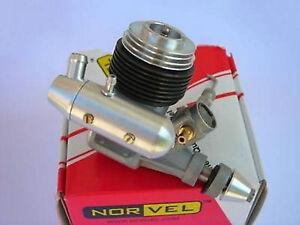 NORVEL BIG MIG .074 R/C or CL - HIGHEST QUALITY MODEL ENGINE