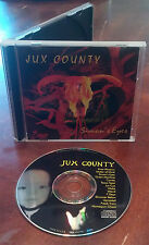 "JUX COUNTY *Rare* ""Simon's Eyes"" CD *1994 Homespun Music Release/ Hard To Find"