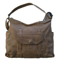Alex Toy Limited  Unisex Shoulder Bag - NWT - Italian Leather - Free S+H