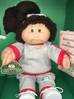 Cabbage Patch Kid Doll By Coleco Made In Taiwan 🇹🇼 1985 IC Factory!