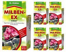 Oleanderhof® Sparset: 5 x DR. STÄHLER Kiron Milben-Ex, 30 ml + gratis Oleanderho