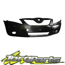 FRONT BAR COVER BLACK SUIT ACV40 CAMRY ALTISE TOYOTA 06-09 40 SERIES BUMPER