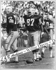 Packers Willie DAVIS Tom Brown Ron Kostelnik 68 Photo
