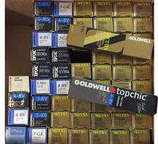 Goldwell Haarfarbe 59 x 60 ml  RESTPOSTEN Neu&OVP