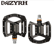 MZYRH Bicycle Pedals Platform Aluminum MTB Mountain Road Bike Bearing Pedal