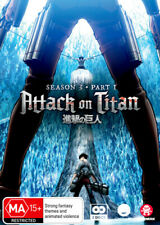 Attack on Titan: Season 3 Part 1 - DVD (NEW & SEALED)