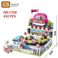 432 pcs MINI Blocks Kids DIY Building Toys Boys Girls Puzzle Playground LOZ 1728
