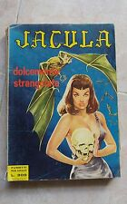 JACULA GIGANTE N. 38 Anno II  Ed. RG -1970 -Fumetto HORROR / EROTICO