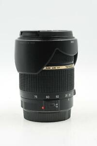 Tamron A09 AF 28-75mm F2.8 SP XR Di LD ASPH IF Macro Lens Canon EF #986