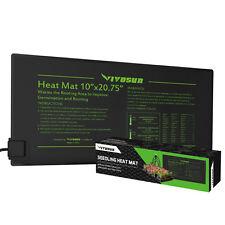 "VIVOSUN 10""x20"" Seedling Heat Mat Seed Starter Pad Germination Propagation Clone"
