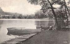 Lake Poponoming in Saylorsburg PA 1914