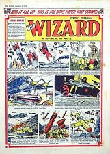 WIZARD - 5th SEPTEMBER 1959 (1 - 7 Sept) YOUR WEEK OF BIRTH ?? VG+...beano dandy