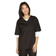 Top Performance V Neck Grooming Smock Xl Blk- TP397-20-17 Pet Gromming NEW