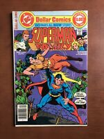 Superman Family #186 (1977) 8.0 VF DC Key Issue Bronze Age Comic Book Olsen Lane