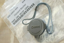 (1) New NOS Canon ZR100 Replacement Lens Cap Snap-on D52-0300-000