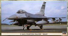 Hasegawa (09826) F-16CG Fighting Falcon 'Osan' in 1:48 Scale