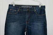 AEROPOSTALE Men's 36 X 34 Denim DRIGGS Slim Bootcut Jeans