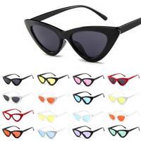 Women Vintage Cat Eye Sunglasses Outdoor Eyeglass Fashion Retro Eyewear Glasses