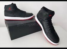 Nike Air Jordan Access Black Gym Größe 44 44,5 schwarz rot AR3762 001 MID