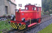 Locomotive per modellismo ferroviario per altre scale