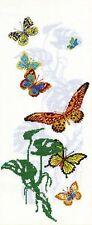 RIOLIS 903 Papillons Kit Broderie Point de Croix compté