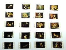 DISNEY SNOW WHITE 15 Film Cell Lot  FREE SHIPPING