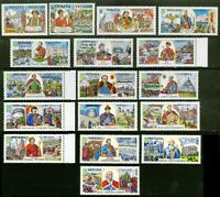 "Ukraina-1995-2003. Collection of stamps of all issues ""Hetmans of Ukraine"""