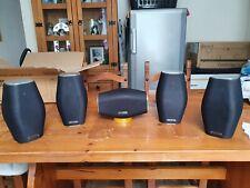 Monitor Audio Mass 5.0 Home Cinema Speaker Set - NO SUBWOOFER