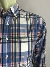 "Vineyard Vines ""Murray"" Shirt, Turner Plaid, Small, Excellent Condition"
