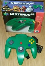 Nintendo 64 Green Controller Boxed N64 Control Pad Free Post