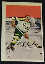 1952-1953 - PARKHURST- JOSEPH KLUKAY - BOSTON BRUINS - NHL - HOCKEY CARD #75