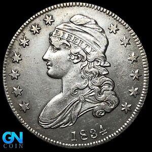 1834 Capped Bust Half Dollar  --  MAKE US AN OFFER!  #K8196