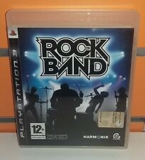 Rock Band PS3 USATO ITA