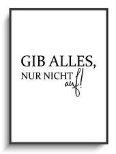 Poster Schwarz Weiss Gunstig Kaufen Ebay