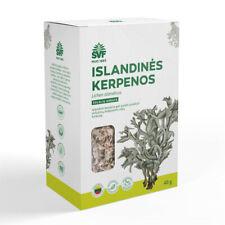 Iceland Moss Lichen Islandicus Herbal Tea 40 GR 100% Natural Health
