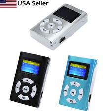 New Mini Mp3 Player Usb Lcd Screen Music Walkman Support 32Gb Micro Sd Tf Card U