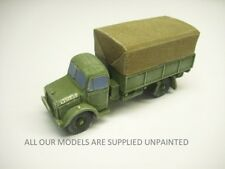 wargames vehicles.  WW2 British Bedford OYD truck. 1/56 28mm QUICKIT (832)