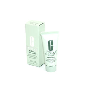 Clinique Redness Solutions Soothing Cleanser 0.5 Fl. Oz. (New With Box)