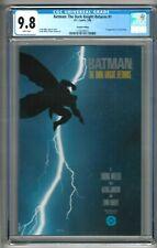 Batman: The Dark Knight Returns #1 (1986) CGC 9.8 White Pages  Miller 2nd Print