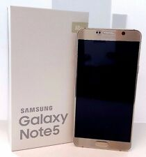 OPEN BOX- Samsung Galaxy Note 5 Gold SM-N920C (FACTORY UNLOCKED), 32GB, 4GB RAM