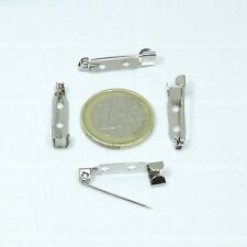 75 Broches Para Fieltro 20mm  T382B  Brooch Brosche Rintaneula Dealg Perline