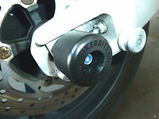 Yamaha MT-03 Eje Trasero Eje Deslizadores Bobinas desagües Crash setas nuevo S10K