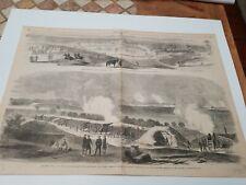 General MClellans Camp at Cumberland,Va.(1862)[#45]