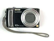 Panasonic LUMIX DMC-TZ5 9.1MP Digital Camera - Black - Battery Pack