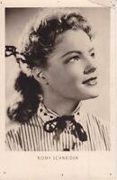 uralte AK deutsch-französische Schauspielerin Romy Schneider //52