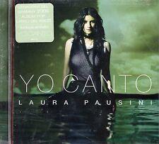 Laura Pausini Yo Canto CD New Nuevo Sealed