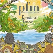 Premiata Forneria Marconi - Emotional Tattoos 2 CD