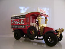 1910 Renault Type AG Coca Cola Custom Graphics Early Period Graphics