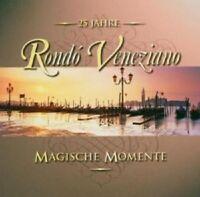 """RONDO VENEZIANO """"MAGISCHE MOMENTE"""" CD NEUWARE"""